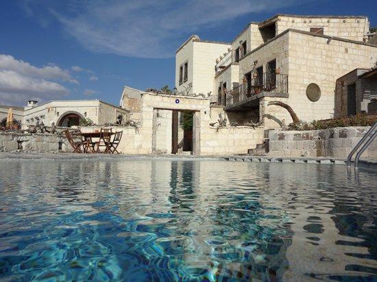 Cappa Villa Cave Hotel : Cappa Villa