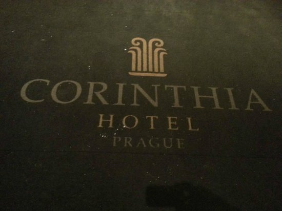 Corinthia Hotel Prague: Entrance