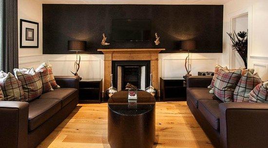 Kenmore Hotel: Sitting room
