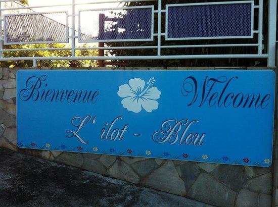 Residence Ilot Bleu : L'îlot bleu