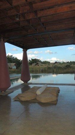 Jetwing Vil Uyana : Allongez vous devant la beauté du paysage !