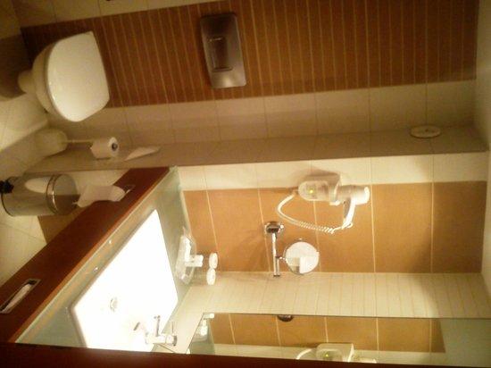 Holiday Inn Brno: bath