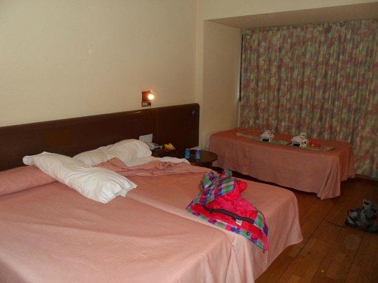 Sant Eloi Hotel: habitación