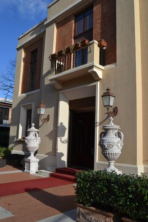 Hotel Residence San Gregorio : Esterno