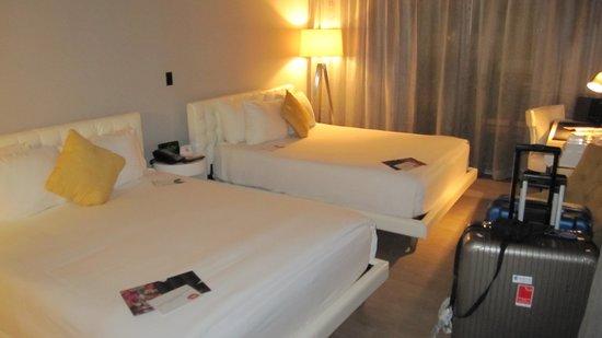 Riviera Hotel & Suites South Beach: Très belle chambre