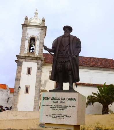 ‪Monumento Do Vasco Da Gama‬