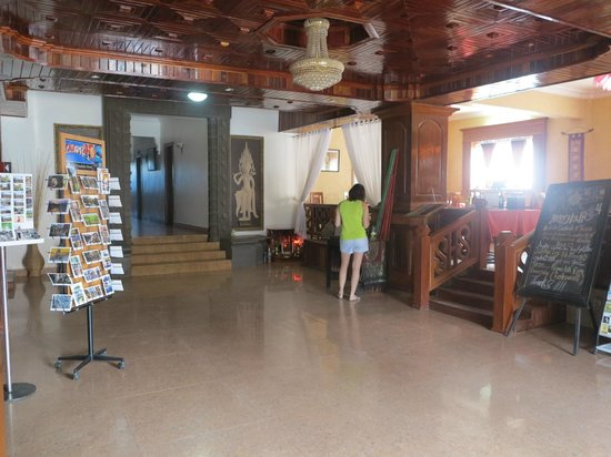 Angkor Pearl Hotel: Deluxe Double Room