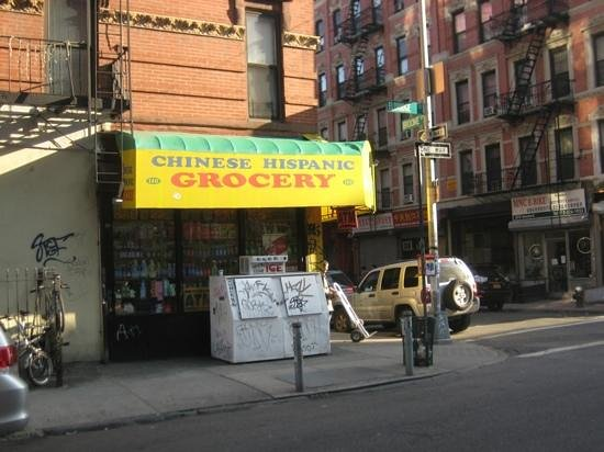 Tenement Museum: The LES has always evolved as new populations arrive.