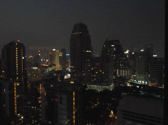 Rembrandt Hotel Bangkok: Amazing view