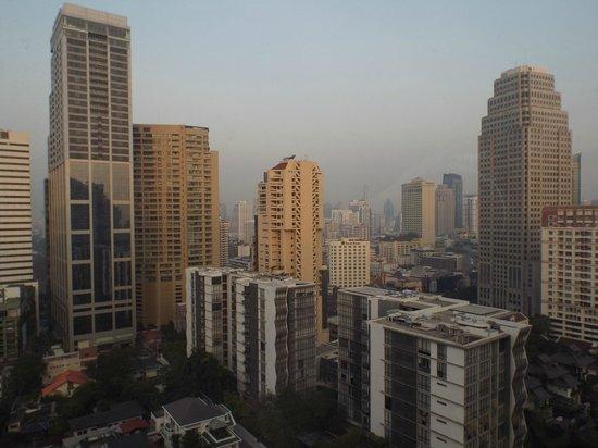 Rembrandt Hotel Bangkok: Amazing view!