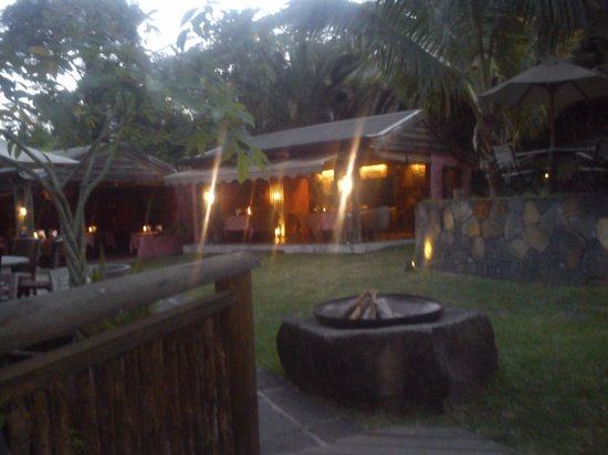 Lakaz Chamarel Exclusive Lodge: Nähe Haupthaus