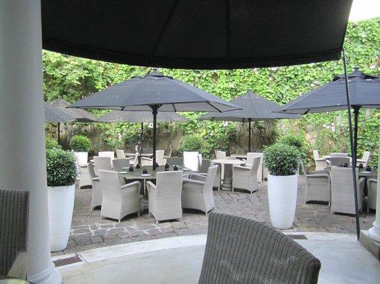 Paradise Road Tintagel Colombo: restaurant exterieur