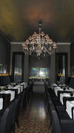 Paradise Road Tintagel Colombo: restaurant interieur