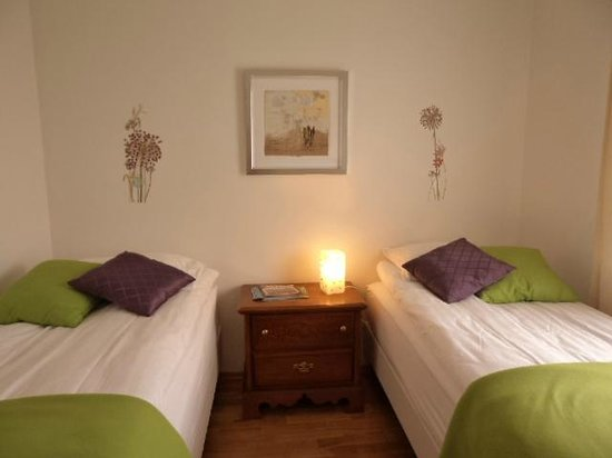 Akra Guesthouse : double-room