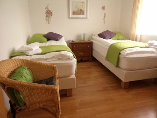 Akra Guesthouse: double-room