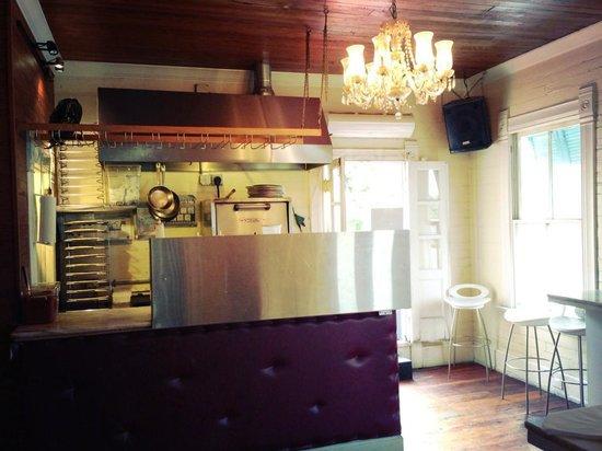 Point 5 Tapas & Wine Bar : Point 5 Kitchen