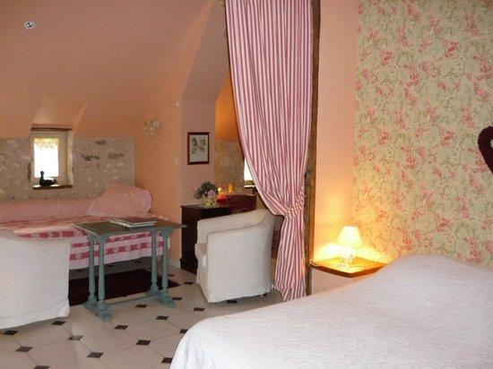 chambres d 39 h tes de charme les bournais b b theneuil france voir les tarifs 54 avis et 46. Black Bedroom Furniture Sets. Home Design Ideas