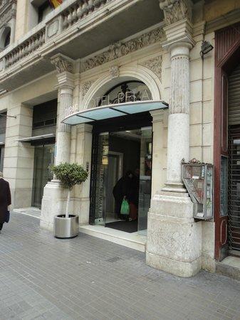 HLG CityPark Pelayo Hotel: Recepção do Hotel