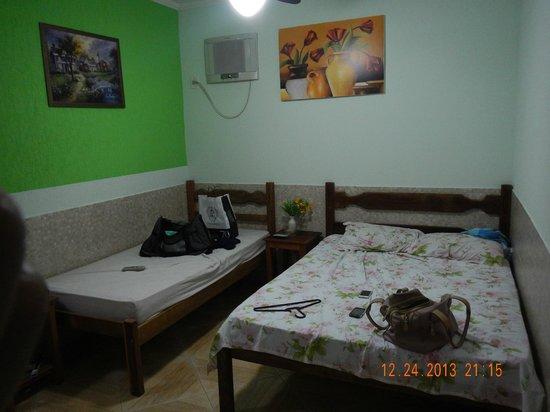 Pousada Raiz da Cajaiba : Esse é o quarto que ficamos, eu e esposa.