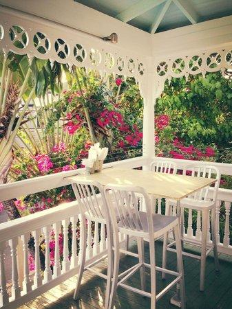 Point 5 Tapas & Wine Bar : Point 5 Balcony Seating
