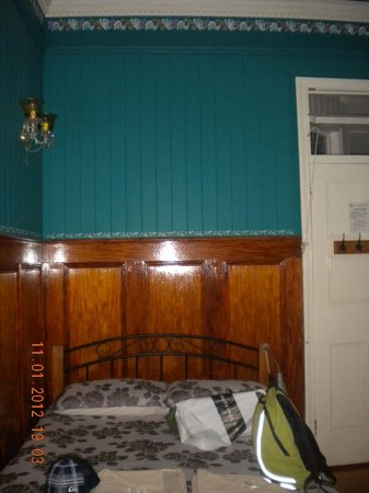 Minto Colonial Hostel: room