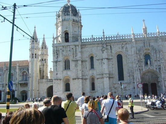 Monasterio de los Jerónimos: Монастырь  Жеронимуш
