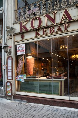 Konak: Meat, meat and more meat!