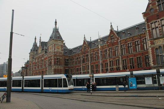 Hauptbahnhof: Centraal Station