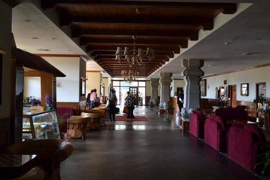Gem Park-Ooty: Main hall