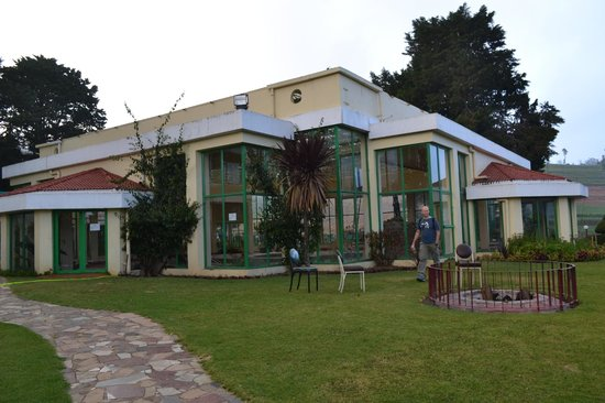 The pool was closed for renovation picture of gem park - Best hotels in ooty with swimming pool ...