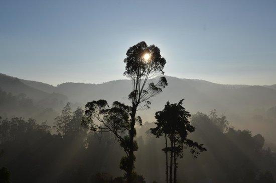 Gem Park-Ooty: Sunrise view