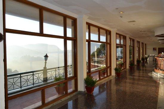 Gem Park-Ooty: restaurant view