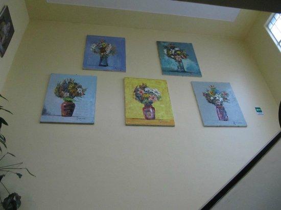 Hotel Casa Gonzalez: art!