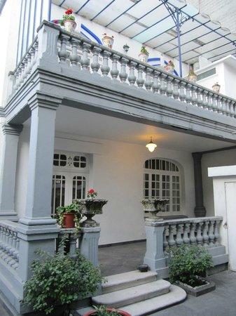 Hotel Casa Gonzalez: nice architecture