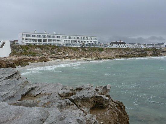 Arniston Spa Hotel : Hotel Location