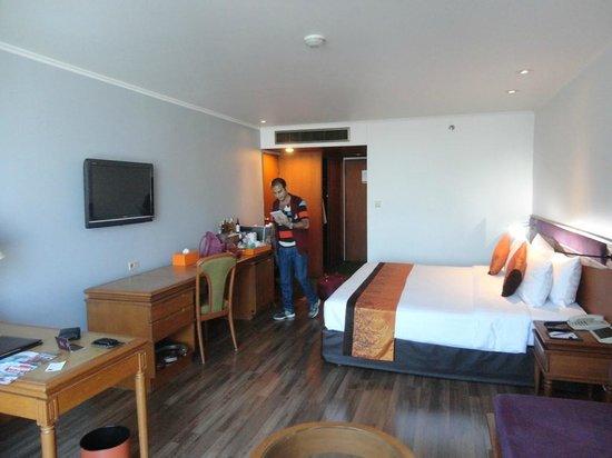 Bangkok Hotel Lotus Sukhumvit: Room again