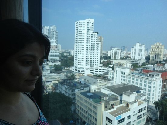 Bangkok Hotel Lotus Sukhumvit : View from room