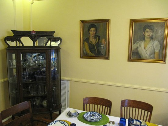 Hotel Casa Gonzalez : breakfast room