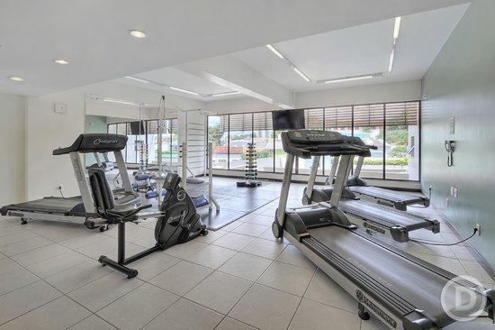 Hotel Deville Prime Cuiabá: Fitness Center