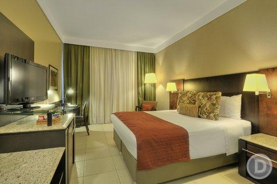 Hotel Deville Prime Cuiabá: Apartamento Luxo Casal