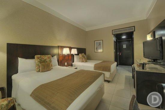 Hotel Deville Prime Cuiabá: Apartamento Luxo Double Twin