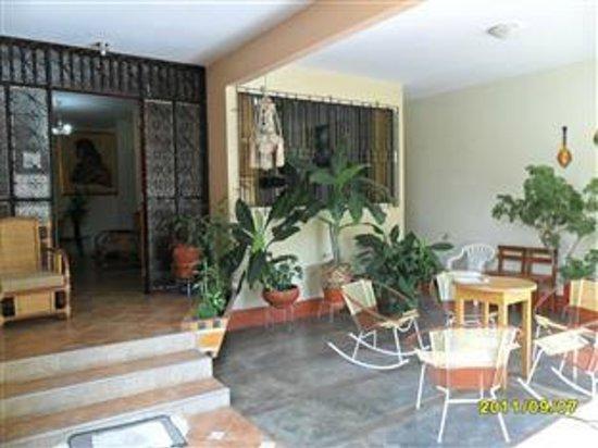 Nativa Apartments : Foyer