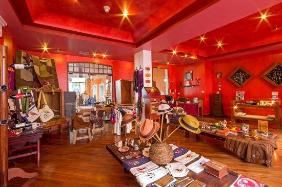 Hotel Patio Andaluz: Tienda Del Patio