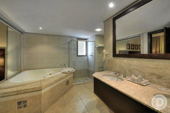 Banheiro Suíte Master Picture Of Hotel Deville Prime Cuiaba