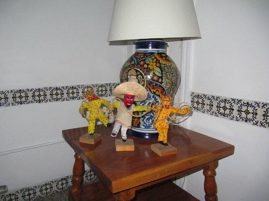 Hotel Casa Gonzalez: folk art