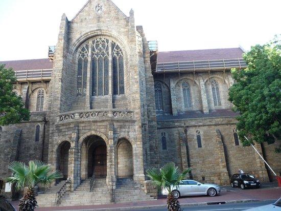 Taj Cape Town: St George´s Cathedral cerca del hotel