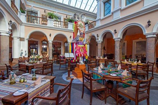 Hotel Patio Andaluz: Rincon De Cantuña Restaurant