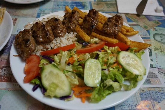 Mehmet and Ali Baba Kebab House : Kofte