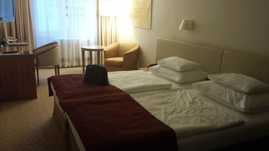 Hotel Das Tigra: Chambre