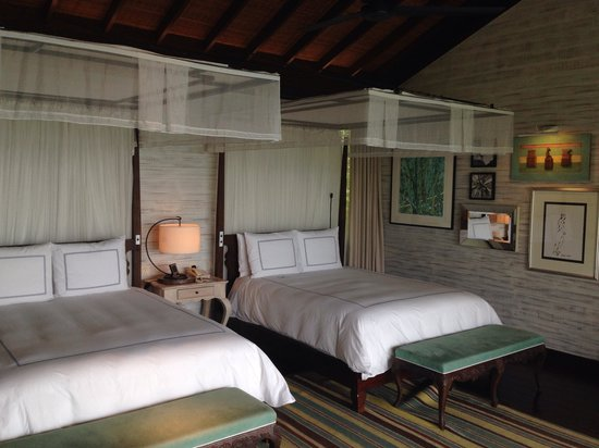 Four Seasons Resort Seychelles: Румм